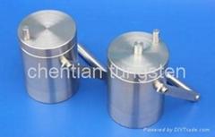 Tungsten Medical Radiation Shielding