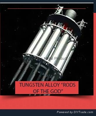 Tungsten Alloy Military Swaging Rod