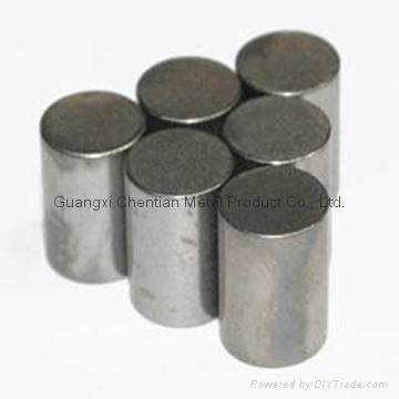 """Tungsten Alloy Crankshaft 3/4"""" dia x .75"""" Weight"""