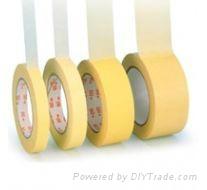 good quality at good price crepe paper masking tape 3