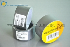 different thickness and color duct tape