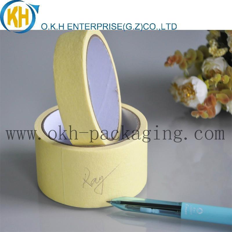 good quality at good price crepe paper masking tape 1