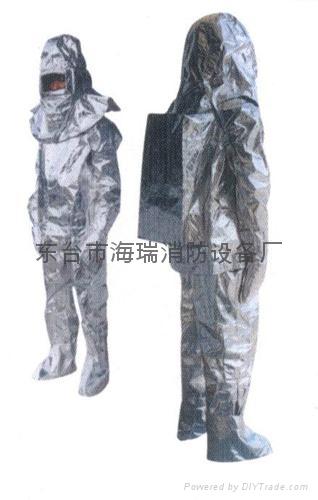 消防隔熱服 1