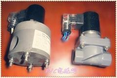 PVC电磁阀气动隔膜阀