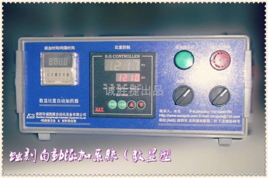 铜离子控制添加器 4