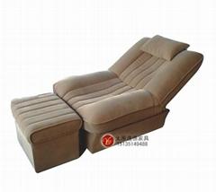 太原足疗休闲沙发