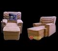 太原足疗休闲沙发 4