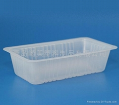 PP Plastic Food Tray