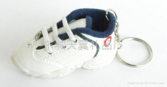 仿真篮球鞋钥匙扣 2