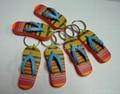 EVA鞋子钥匙扣