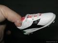 仿真足球运动鞋子钥匙扣 2