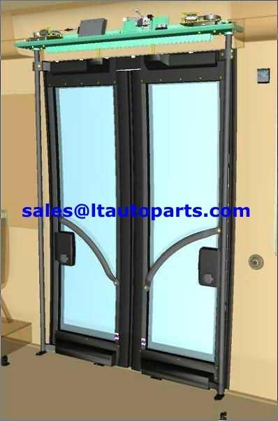Pneumatic Bus side glide passenger door system 1 ... & Pneumatic Bus side glide passenger door system - SN - LT (China ...