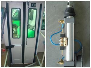 Pneumatic Folding Bus Door Pump Bus Door Opener China