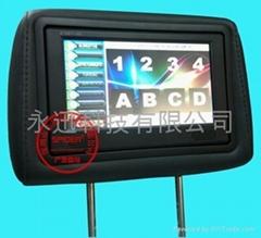 出租車液晶3G廣告機