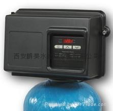 富萊克流量控制全自動軟水器