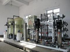 西安反滲透純淨水設備