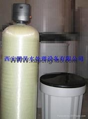 循環水處理設備全自動軟水器
