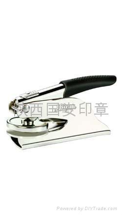 電動鋼印機 5