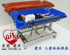 瘫痪儿童洗澡床