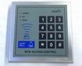 門禁刷卡一體機密碼鍵盤V2000C 3