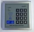 門禁刷卡一體機密碼鍵盤V2000C 4