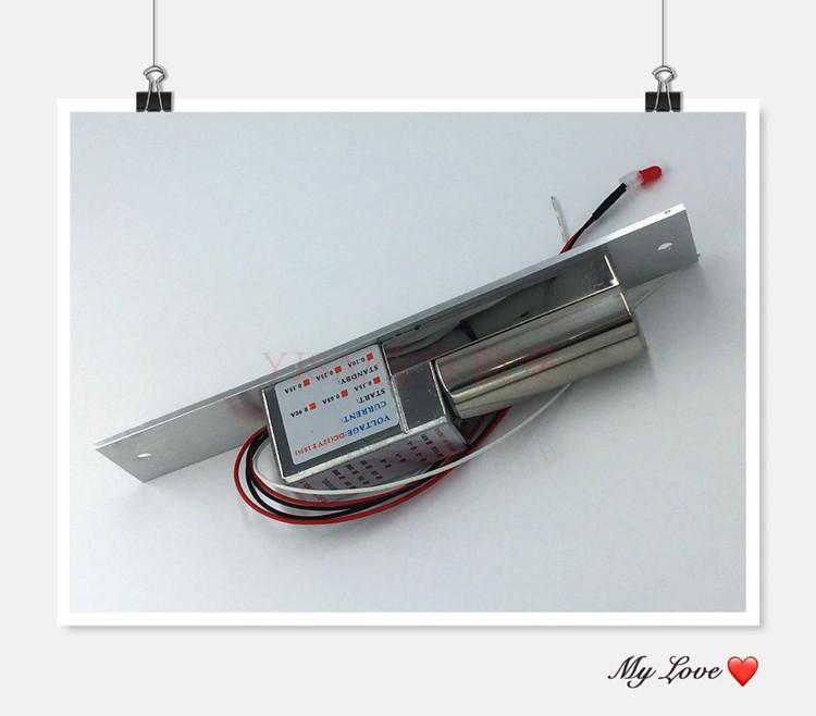 壹佳鎖安直銷帶信號輸出電插鎖220-D 4