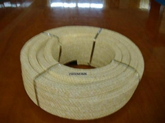 金芳綸盤根 芳綸纖維盤根
