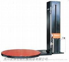 全自動棧板纏繞裹膜機