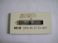 PVC胶片刀模