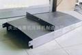 機床鋼板導軌防護罩