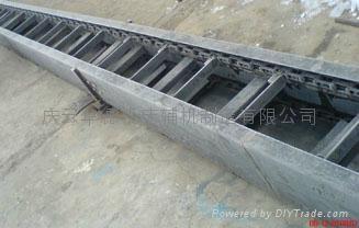 機床刮板式排屑機 2