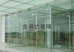 Guangzhou the laminated glass