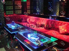 KTV vitreous mesa