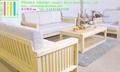 博洛尼亚Bologna纯实木家具客厅沙发 1