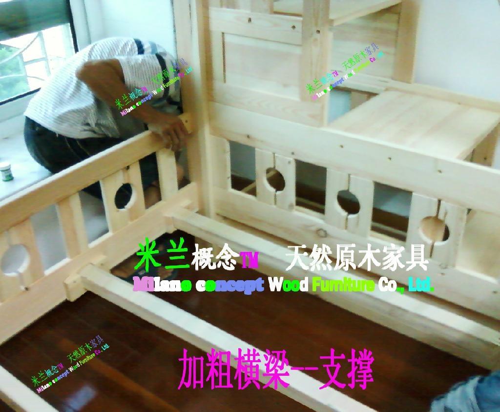廣州實木儿童床 4