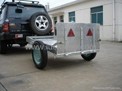 ALU Buggy Trailer