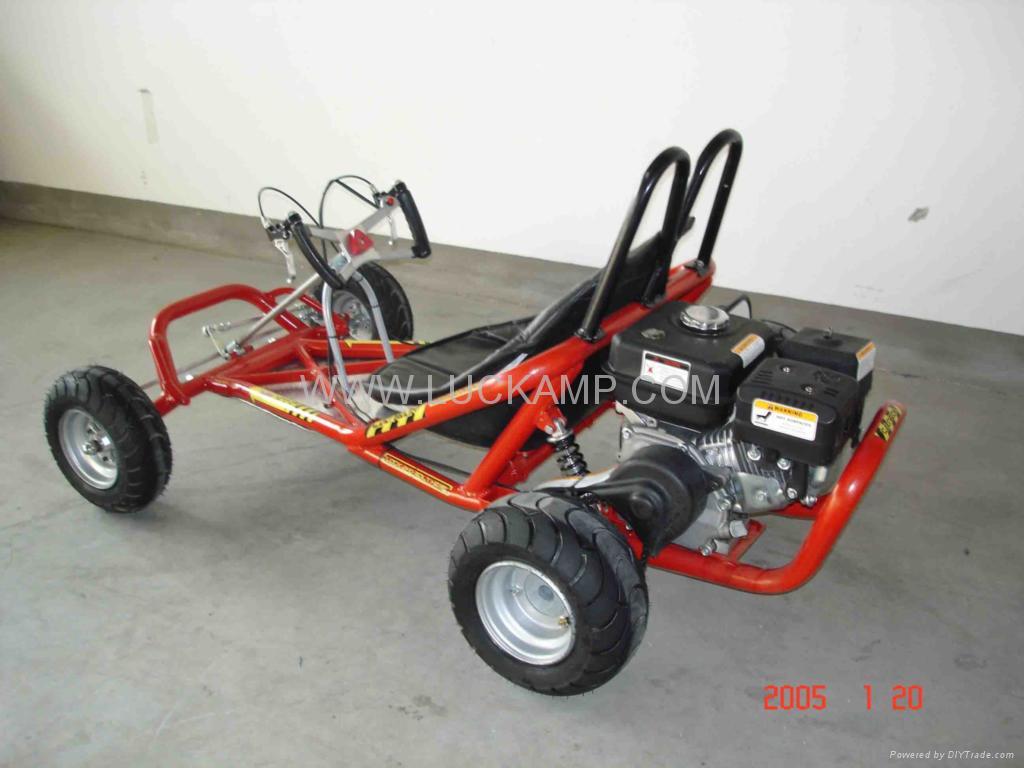 Go kart GK160B - China - Manufacturer - MINI BUGGY&ATV - ATV - LUCKAMP