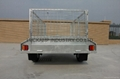 Fully Welded  Cage Trailer 3