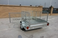Fully Welded  Cage Trailer 5