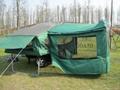 ATV Camping Trailer 1