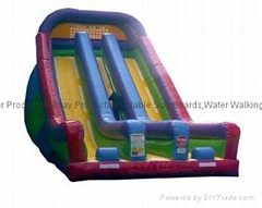Inflatable Slide Combo
