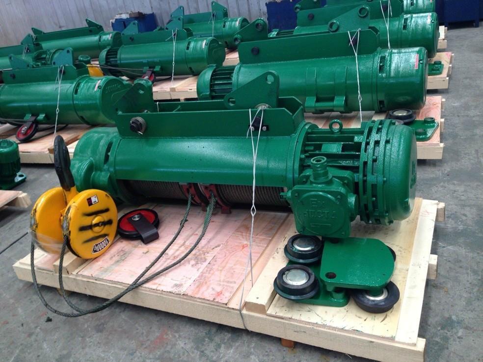 10吨BCD防爆电动葫芦