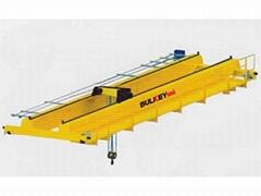Europe type double beam crane