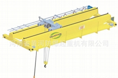 Europe type double beam crane