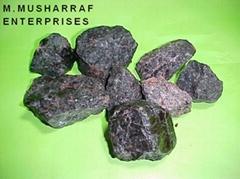 Black Salt Chunks.