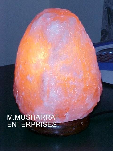 HIMALAYAN SALT CRYSTAL LAMP 1