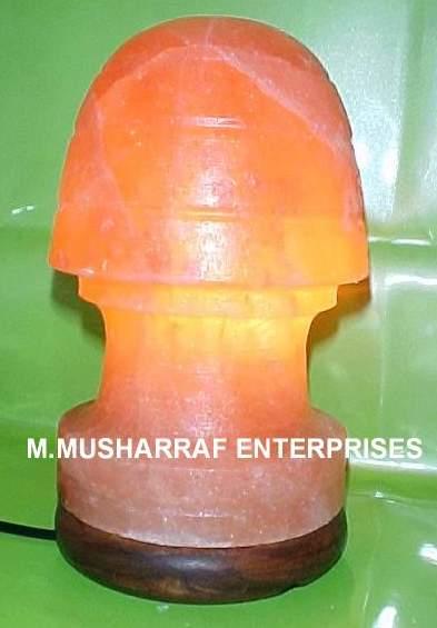 MASHROOM SALT LAMP 1