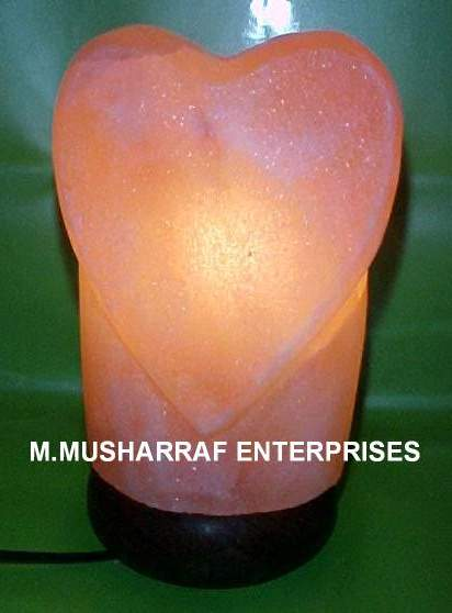 HERAT ROCK SALT LAMP 1