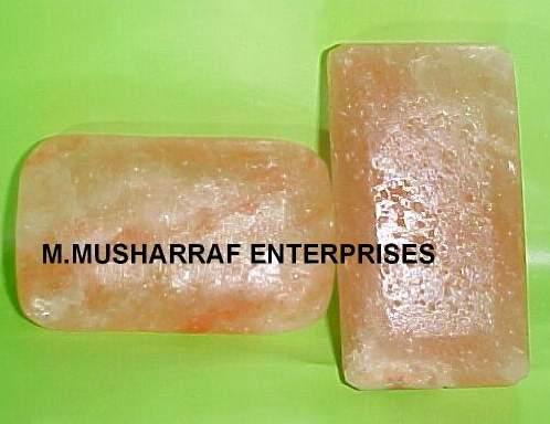 HIMALAYAN BATH SALT SOAP 1