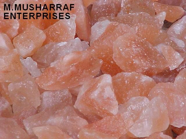 HIMALAYAN BATH SALT CHUNKS (pink) 1